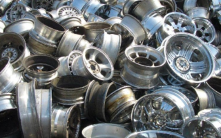 Scrap Aluminium Wheels
